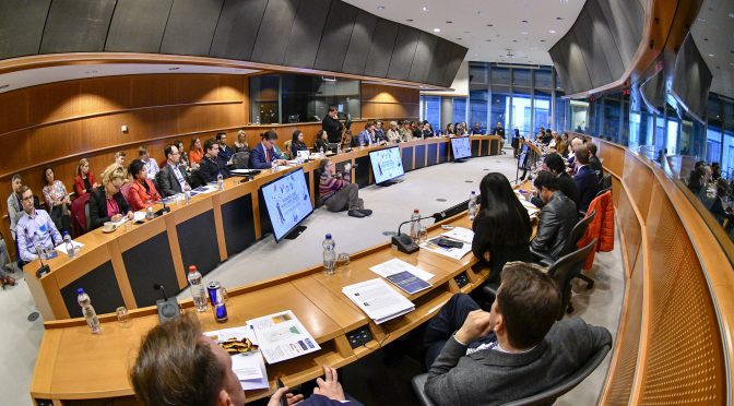 "Thank you for making ""Banking and Monetary Policy from the Perspective of Austrian Economics"" conference at the European Parliament a great event."